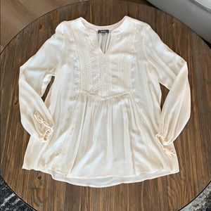 Boho Light Weight Embroidered Blouse